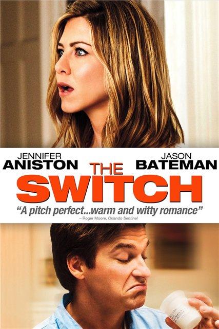 Δωρητής Σπέρματος / The Switch