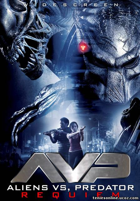 Aliens Vs Predator Requiem (2007)