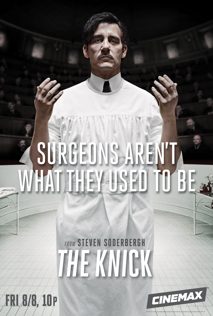 The Knick (2014-) TV Series