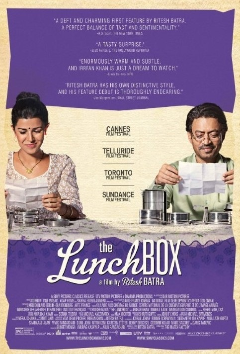 The Lunchbox / Dabba (2013)