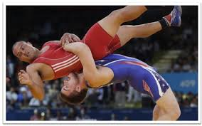 Wrestling is boring ?? Olympic 2012 London