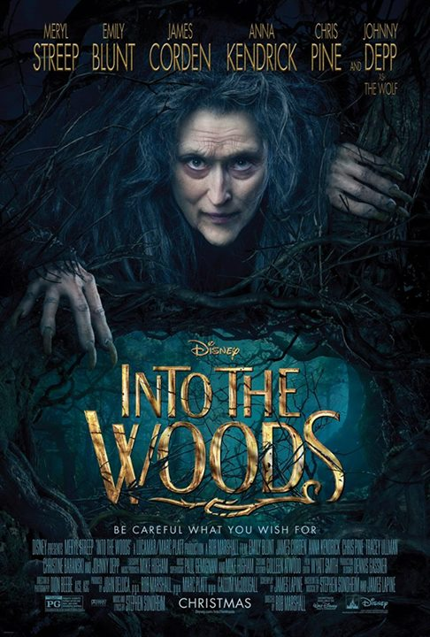 Into the Woods / Τα μυστικα του δασους (2014)