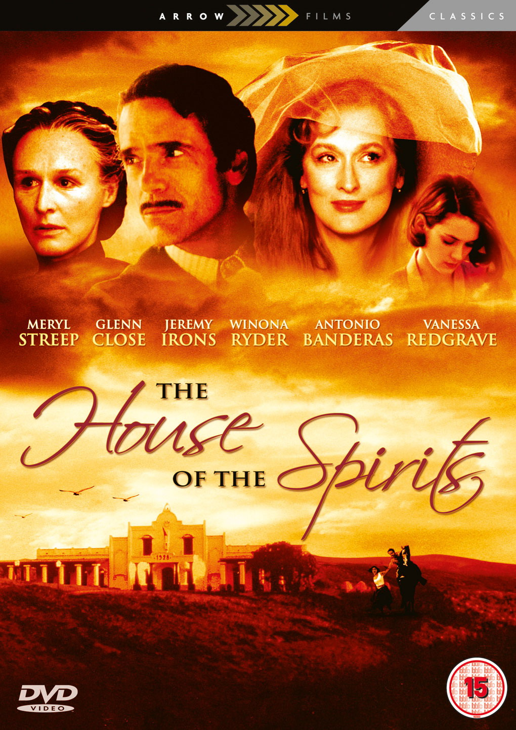 The House of the Spirits / Το Σπίτι των Πνευμάτων (1993)