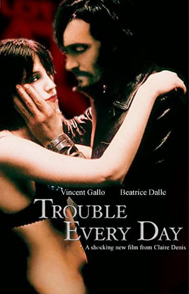 Trouble Every Day / Ερωτική Διαστροφή (2001)