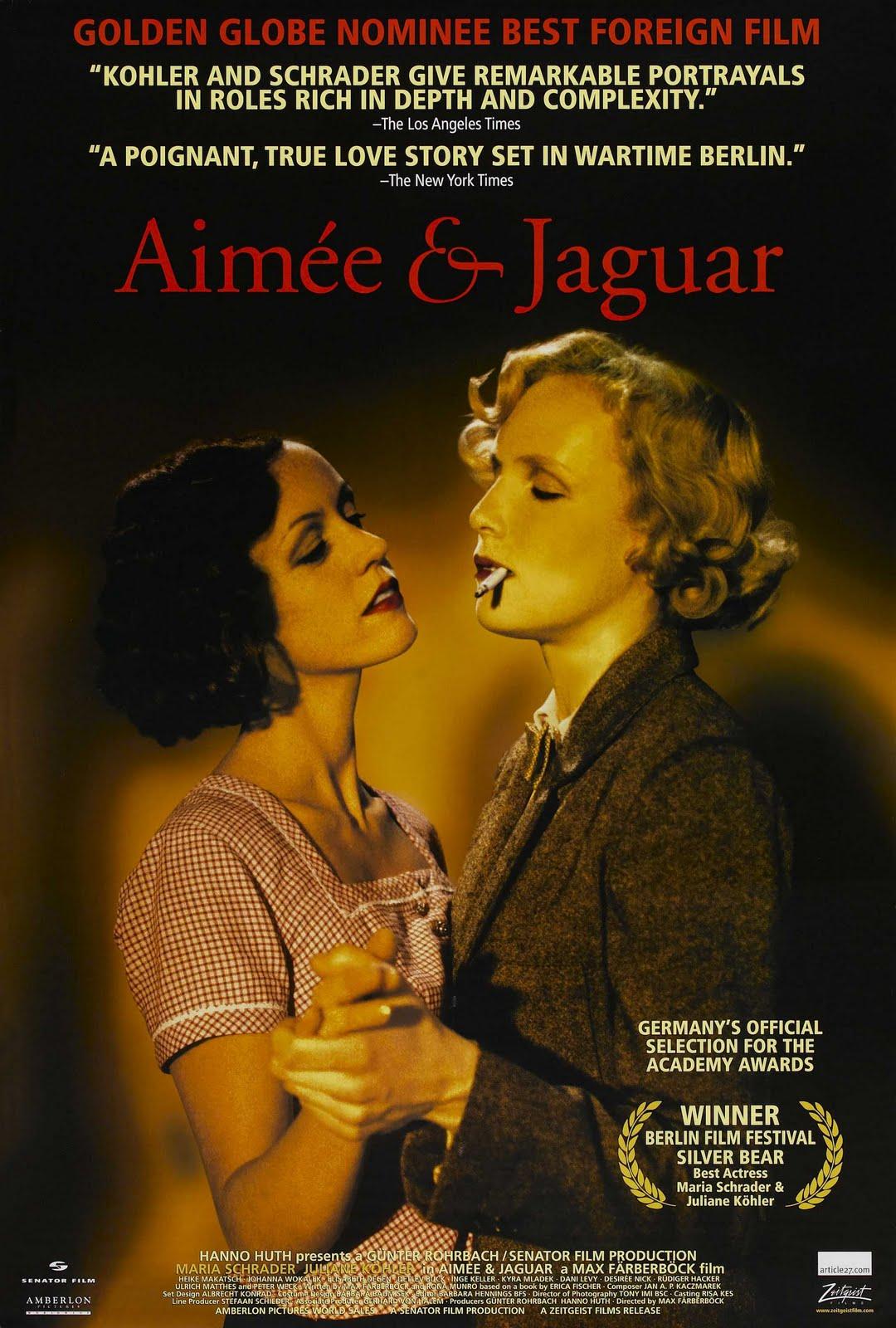 ეიმი და იაგუარი - AIMÉE & JAGUAR / Эйми и Ягуар (1999)