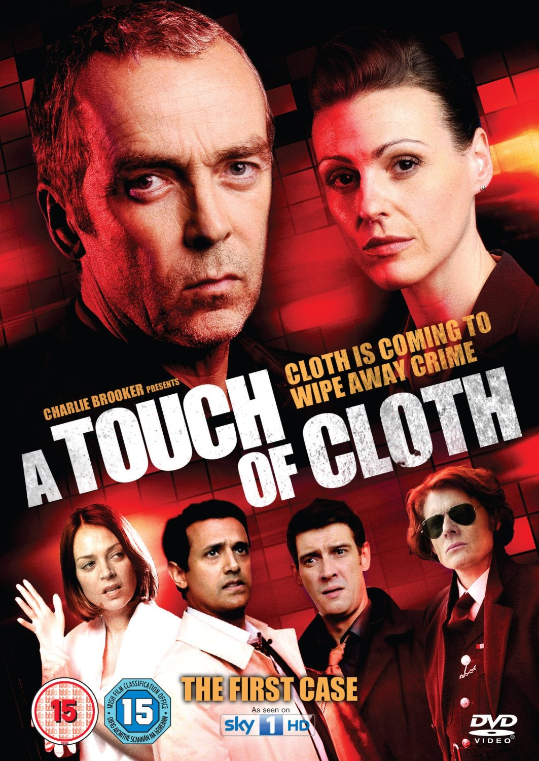 A Touch of Cloth (2012–2014)