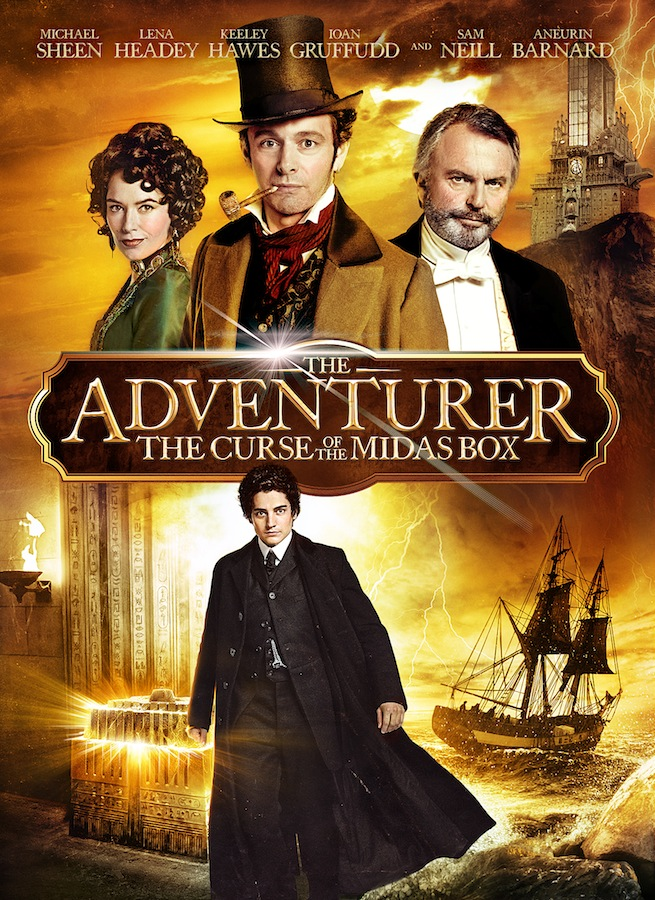 The Adventurer: The Curse of the Midas Box (2014)