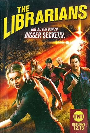 The Librarians (2014-) TV Series