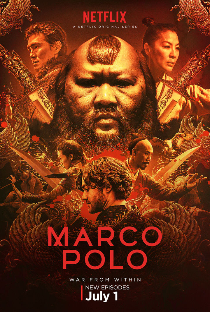 Marco Polo (2014- ) TV Series