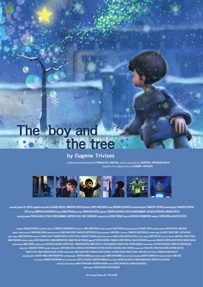 The Boy and the Tree /  Ένα Δέντρο μια Φορά (2009)