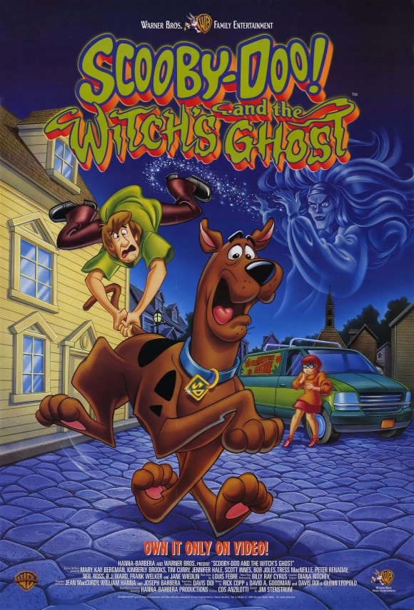 Scooby Doo Και Το Φάντασμα Της Μάγισσας  / Scooby-Doo and the Witch's Ghost (1999)