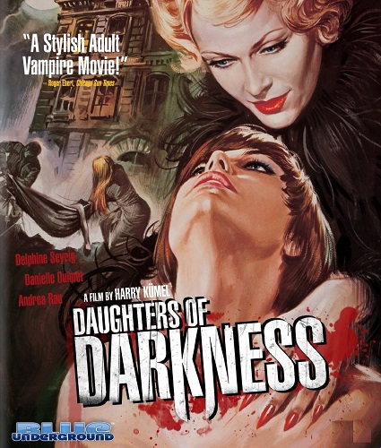 Daughters Of Darkness / Les Levres Rouges (1971)
