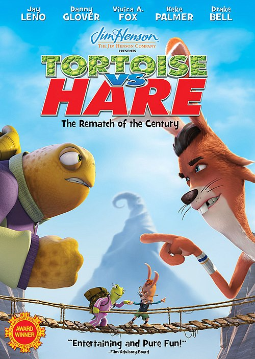 Unstable Fables: Tortoise vs Hare  (2008)