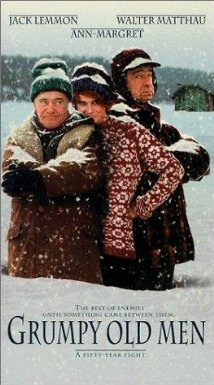 Grumpy Old Men (1993)