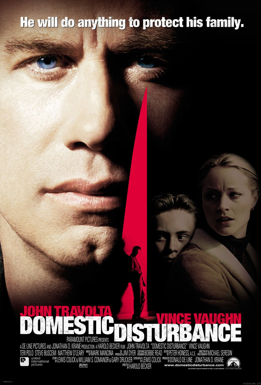 Domestic Disturbance  (2001)