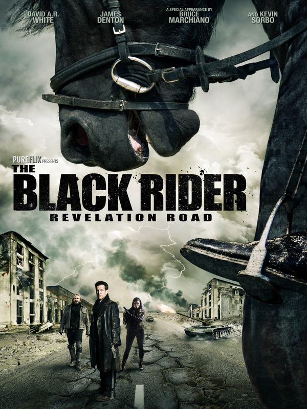 The Black Rider: Revelation Road (2014)