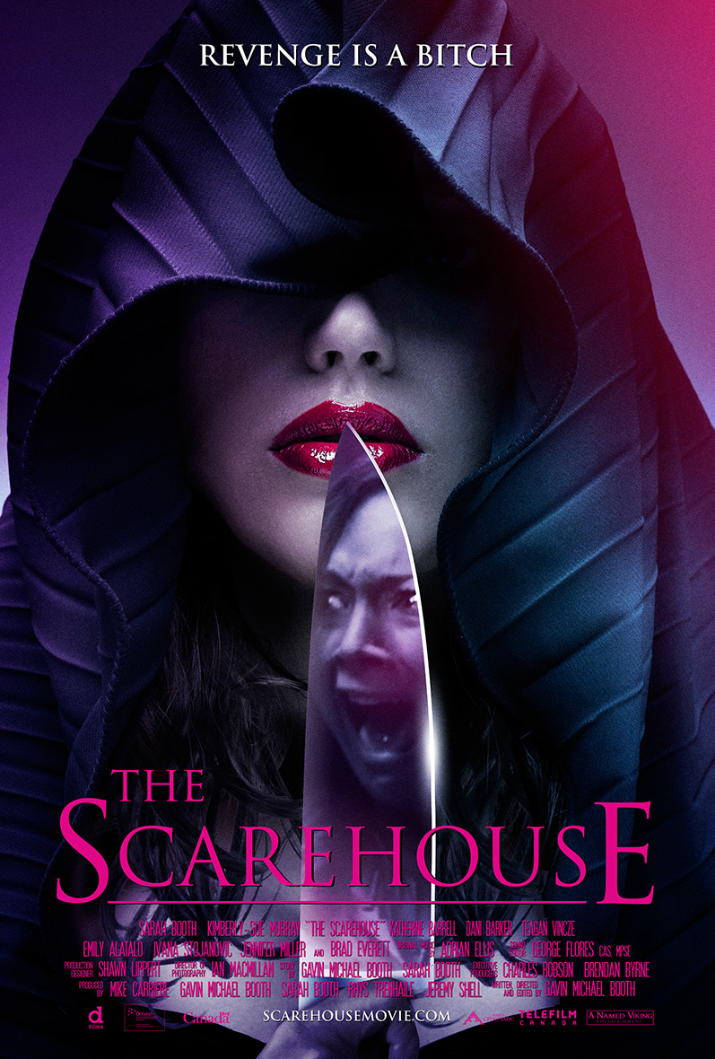 The Scarehouse (2014)