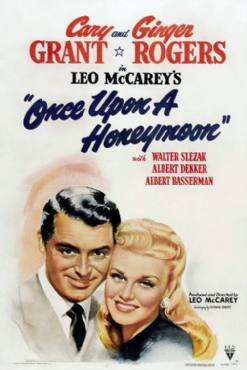 Once Upon a Honeymoon (1942)