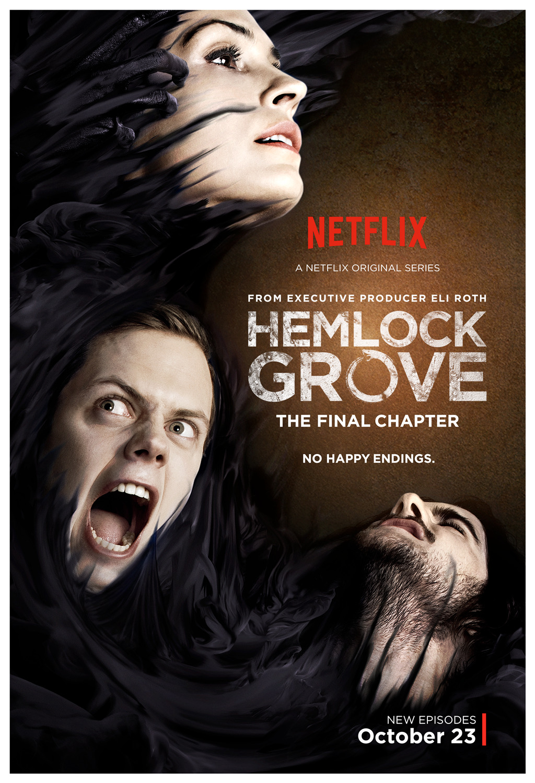 Hemlock Grove (2014-2015) 2,3ος κύκλος