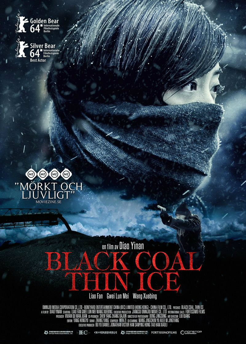 Bai ri yan huo / Black Coal Thin Ice (2014)