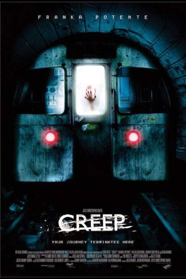 Creep / Τρόμος στο Μετρό (2004)