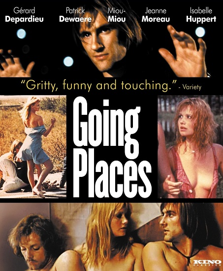 Going Places / Les valseuses (1974)