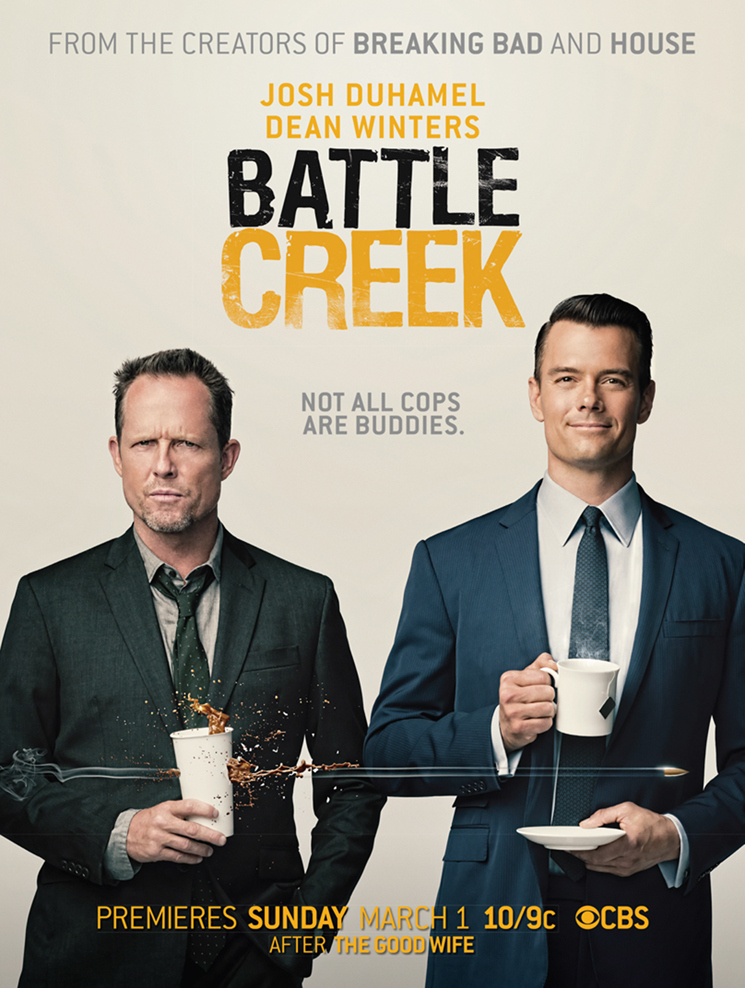 Battle Creek (2015) TV Series