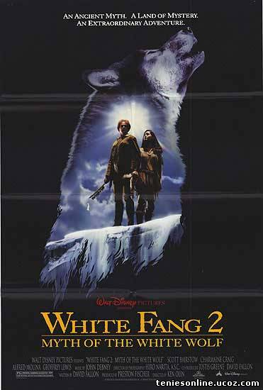 White Fang 2: Myth of The White Wolf - Ο Ασπροδόντης 2 (1994)