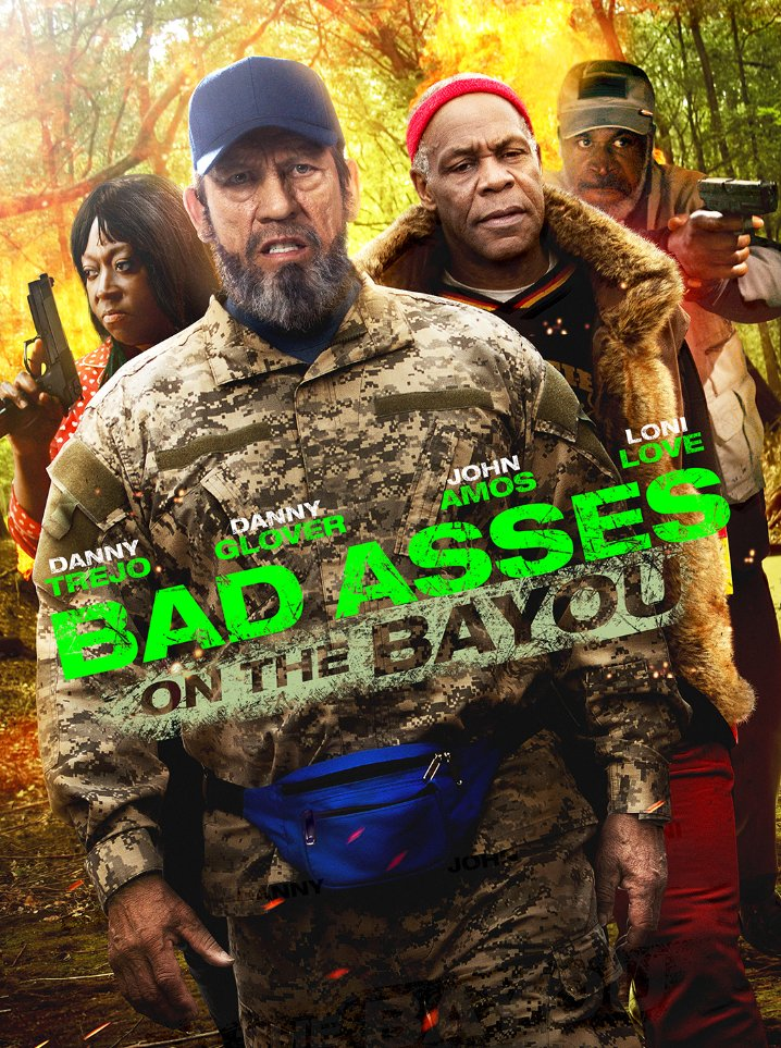 Bad Ass 3: Bad Asses on the Bayou (2015)
