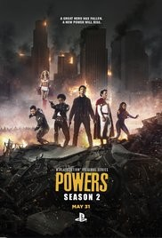 Powers (2015– ) TV Series