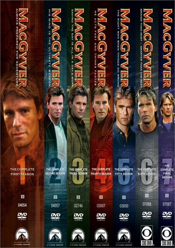 MacGyver (1985-1992) TV Series