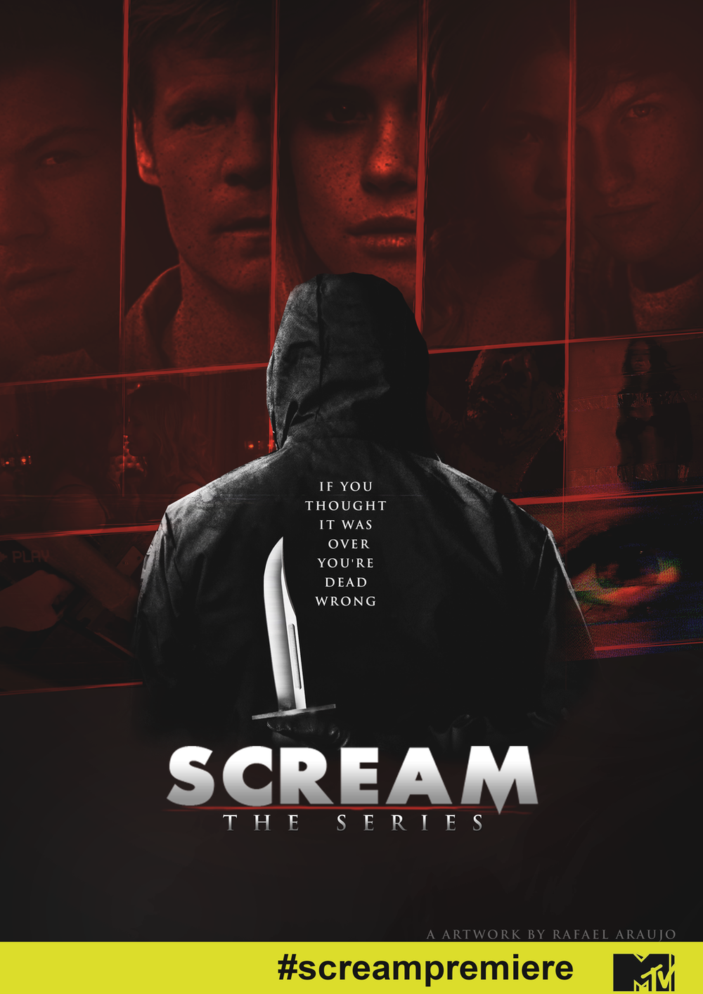 Scream (2015-) TV Series