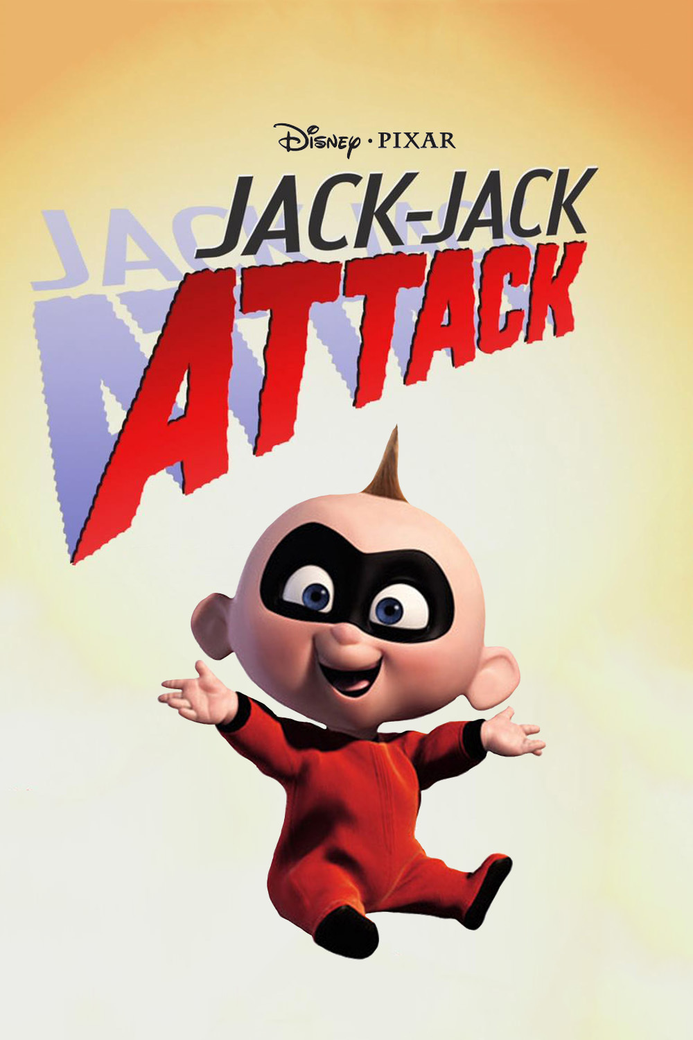 The Incredibles:  Jack-Jack Attack (2005) Short