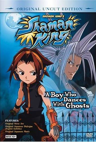 Shaman Kingu (2001–) TV Series