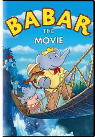 Babar The Movie (1989)