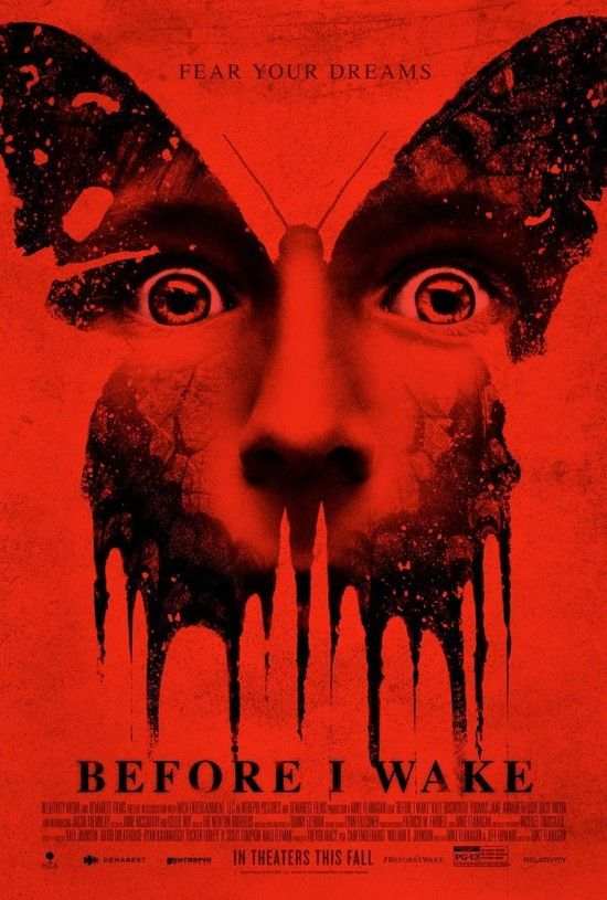 Before I Wake / Somnia (2016)