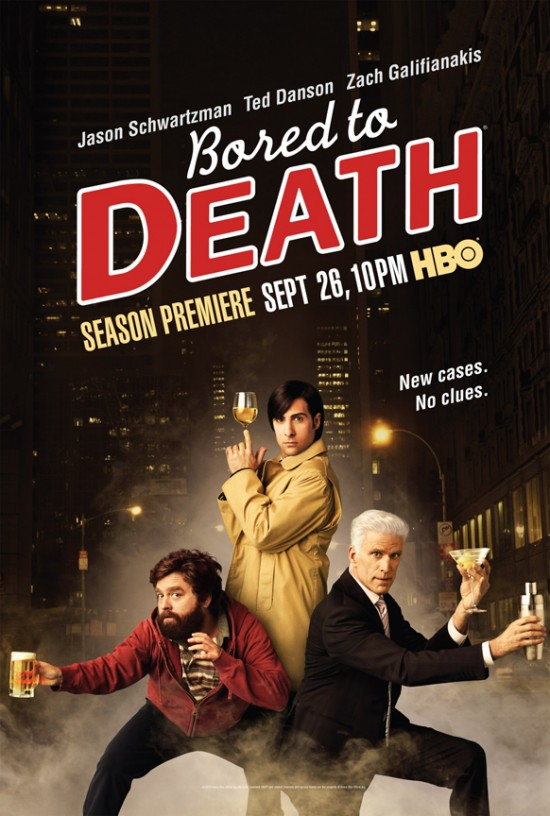 Bored to Death (2009-2011) TV Series
