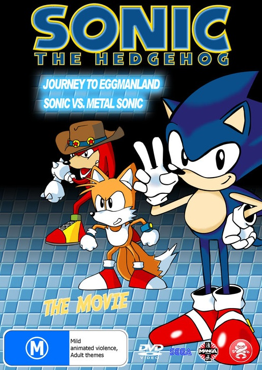 Sonic the Hedgehog - The Movie (1999)