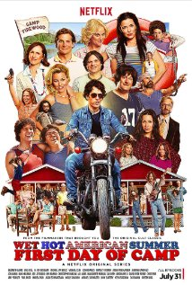 Wet Hot American Summer: First Day of Camp (2015)  TV Series