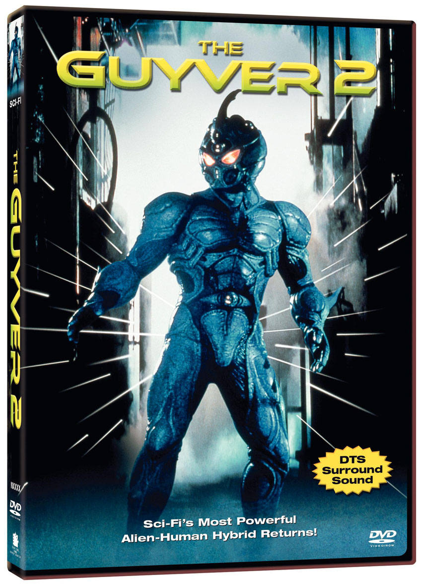 The Guyver 2 Dark Hero (1994)