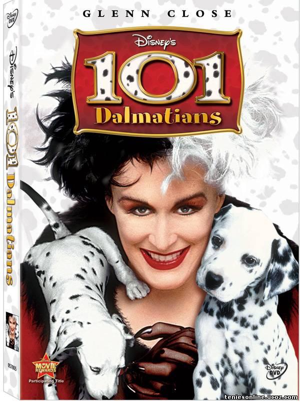 101 Dalmatians - Τα 101 σκυλιά Δαλματίας (1996)