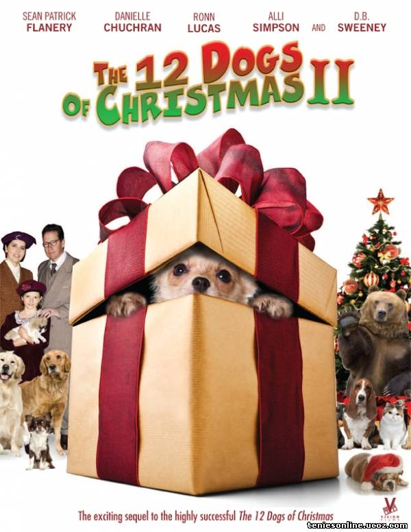 12 Dogs Of Christmas Great Puppy Rescue (2012)