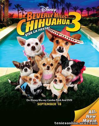 Beverly Hills Chihuahua 3 (2012)