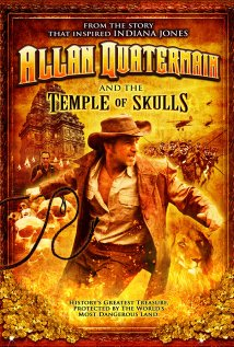 Allan Quatermain And The Temple Of Skulls (2008)