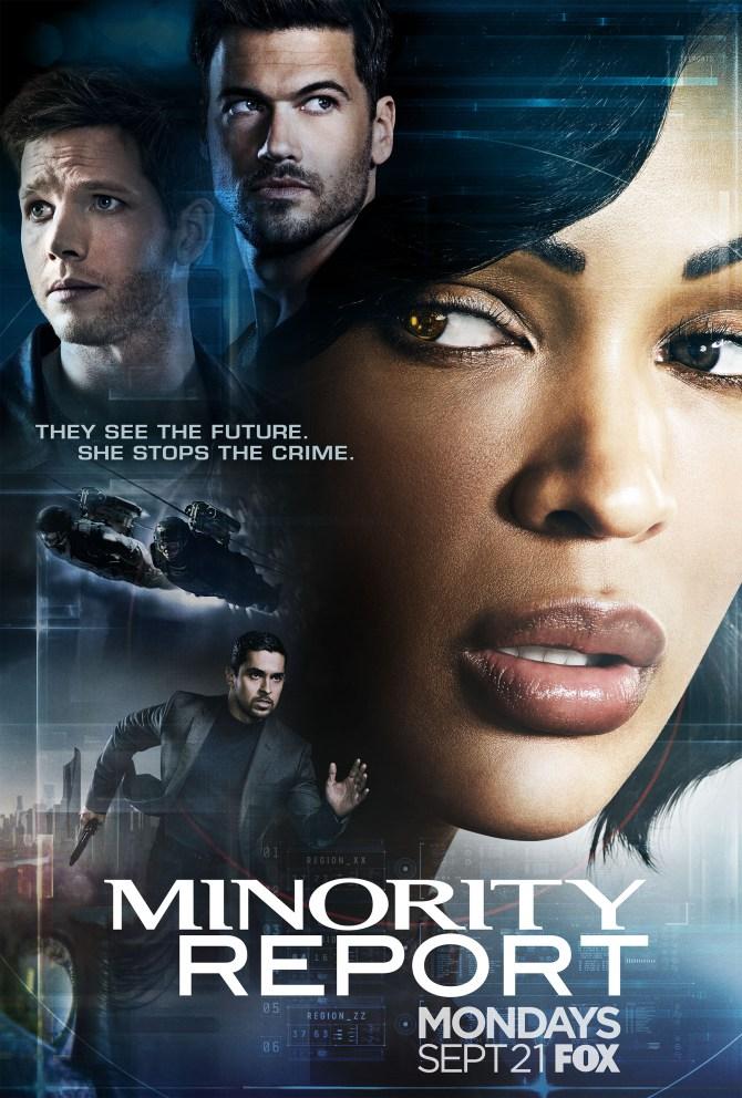 Minority Report (2015) 1ος Κύκλος