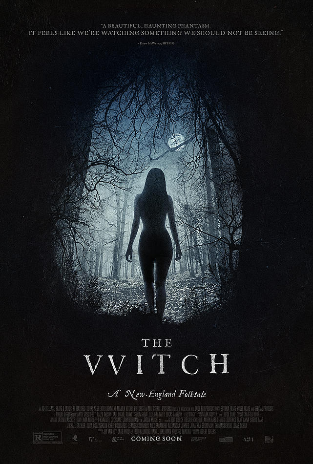 The Witch / The VVitch: A New-England Folktale / Η Μάγισσα (2015)