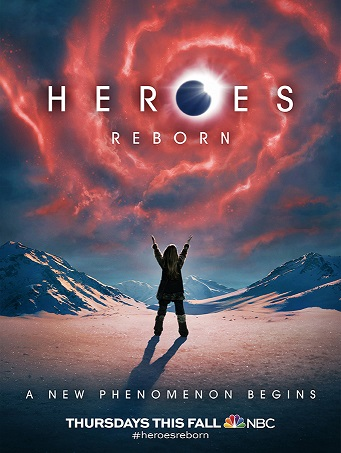 Heroes Reborn (2015) TV Mini-Series