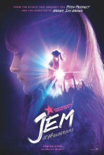 Jem and the Holograms: Ζωή σαν σουπερστάρ (2015)