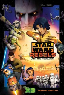 Star Wars Rebels: Αrt Attack (2014) Short