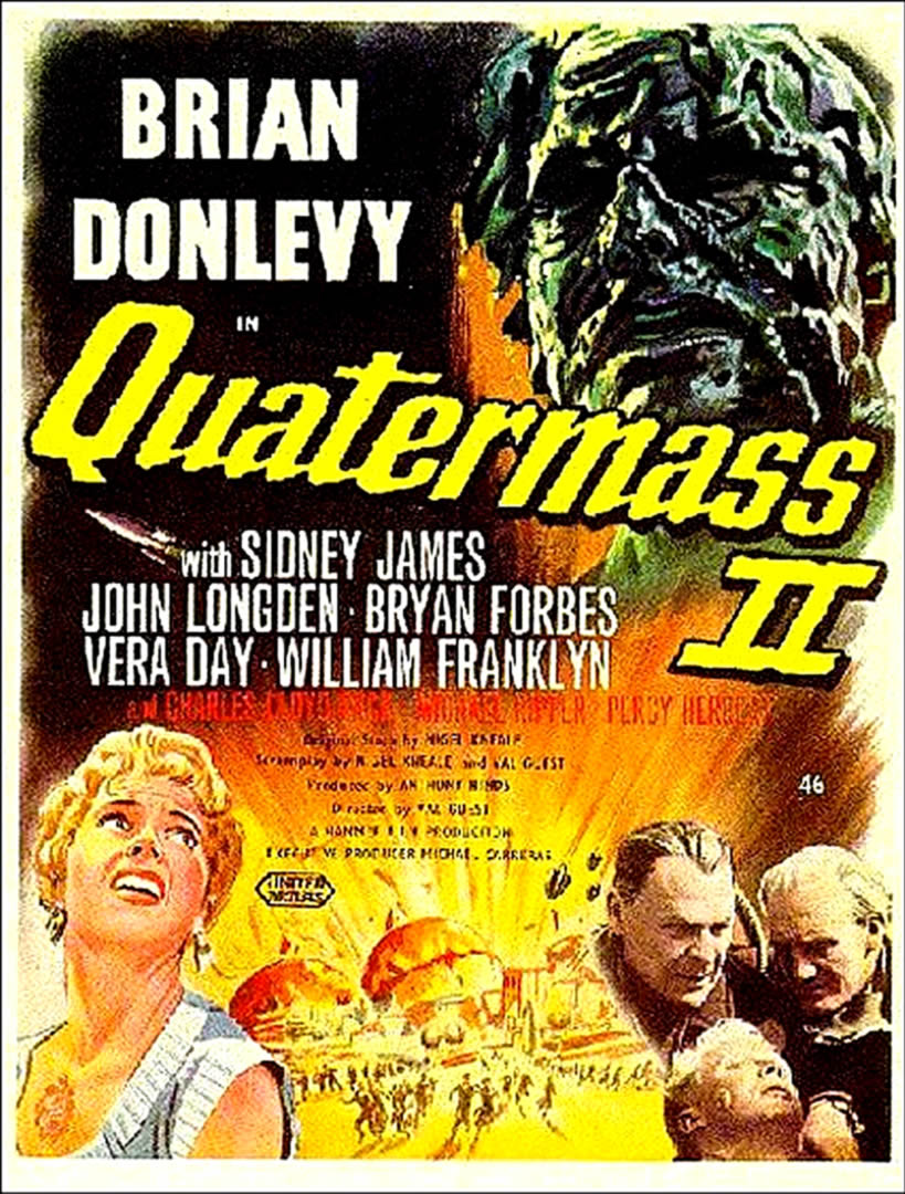 Quatermass: Enemy From Space (1957)